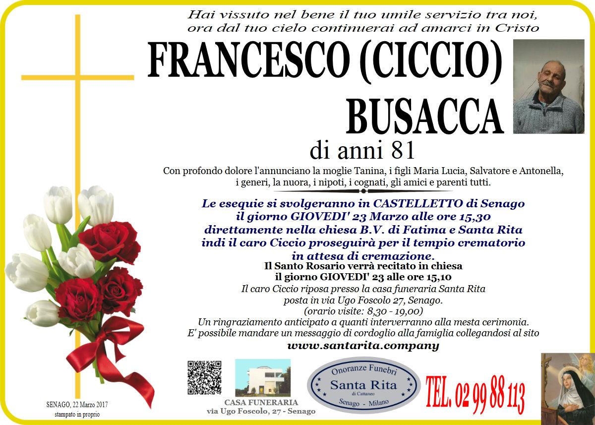 Francesco Busacca