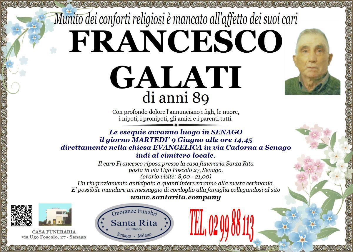Francesco Galati
