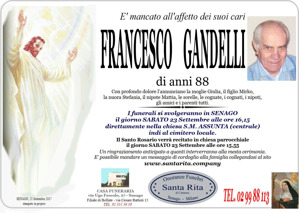 Francesco Gandelli