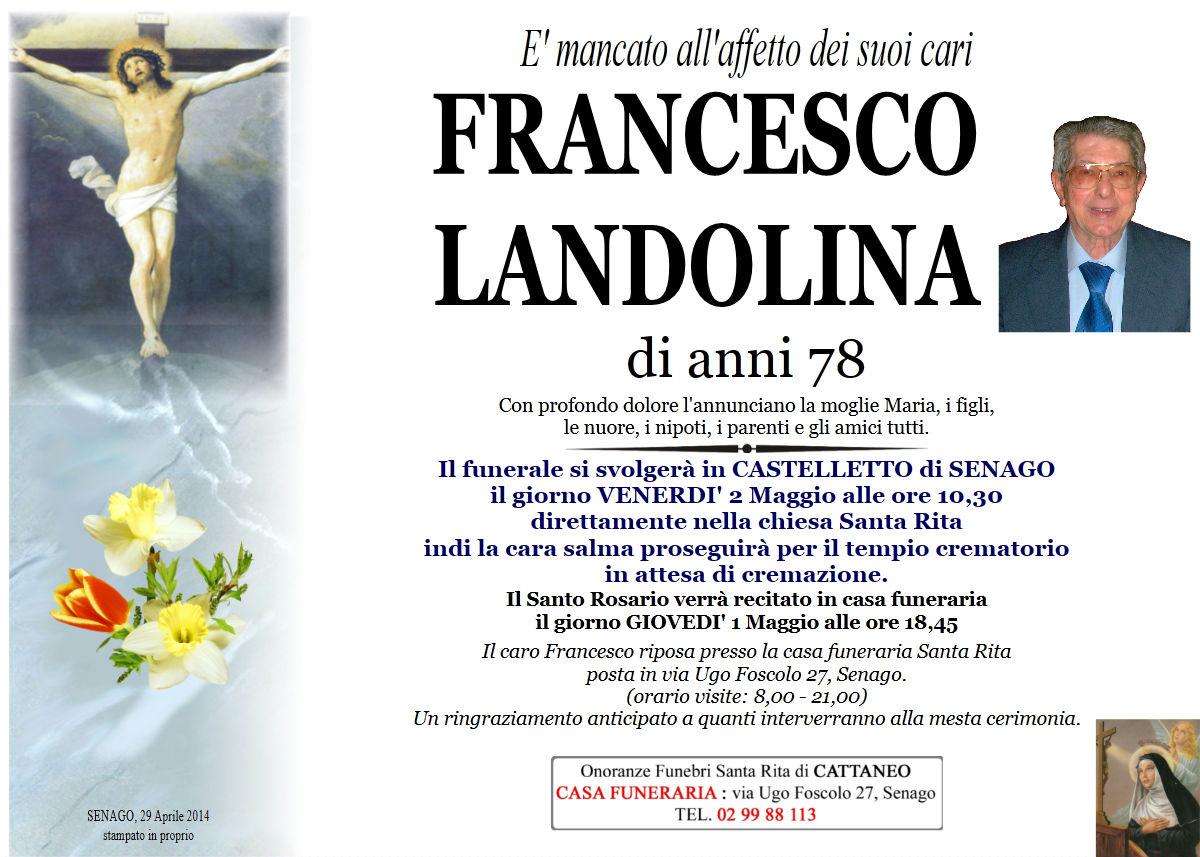 Francesco Landolina