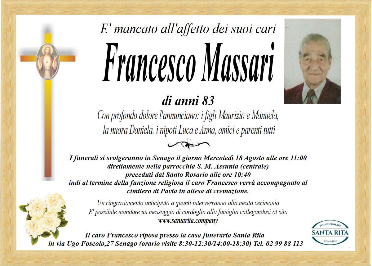 MASSARI FRANCESCO