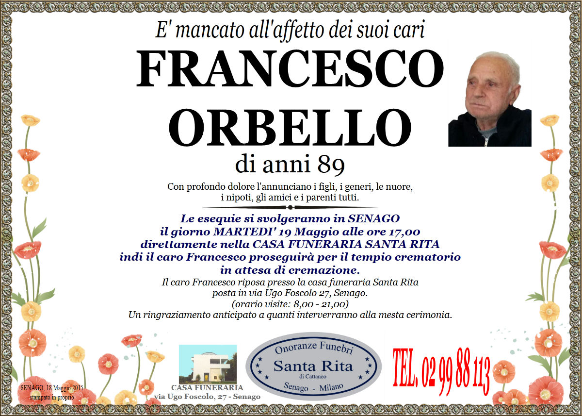 Francesco Orbello