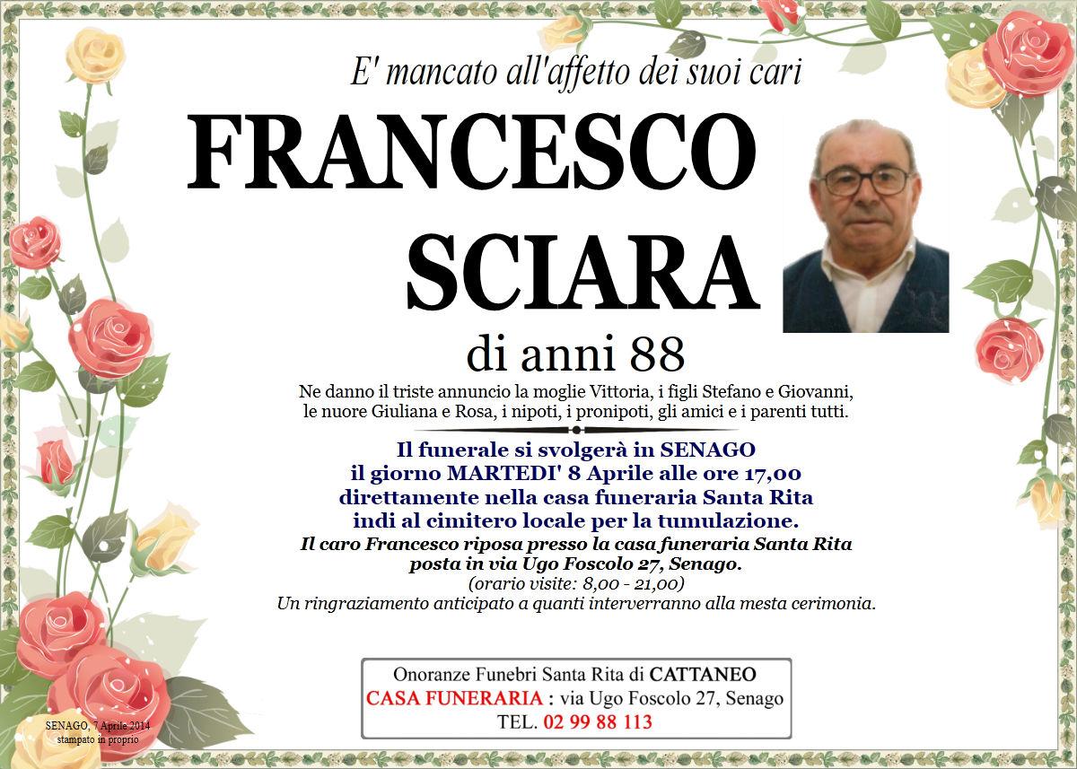 Francesco Sciara