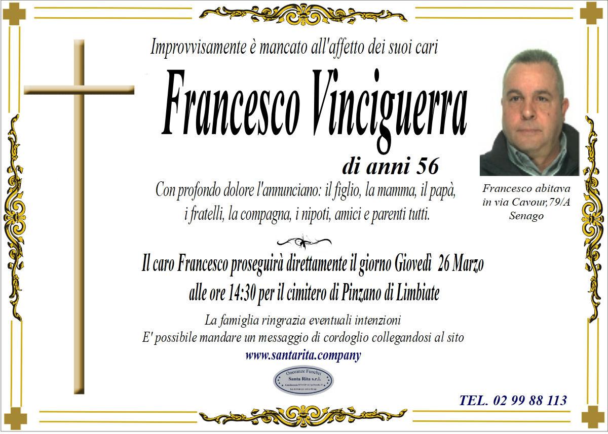 FRANCESCO VINCIGUERRA