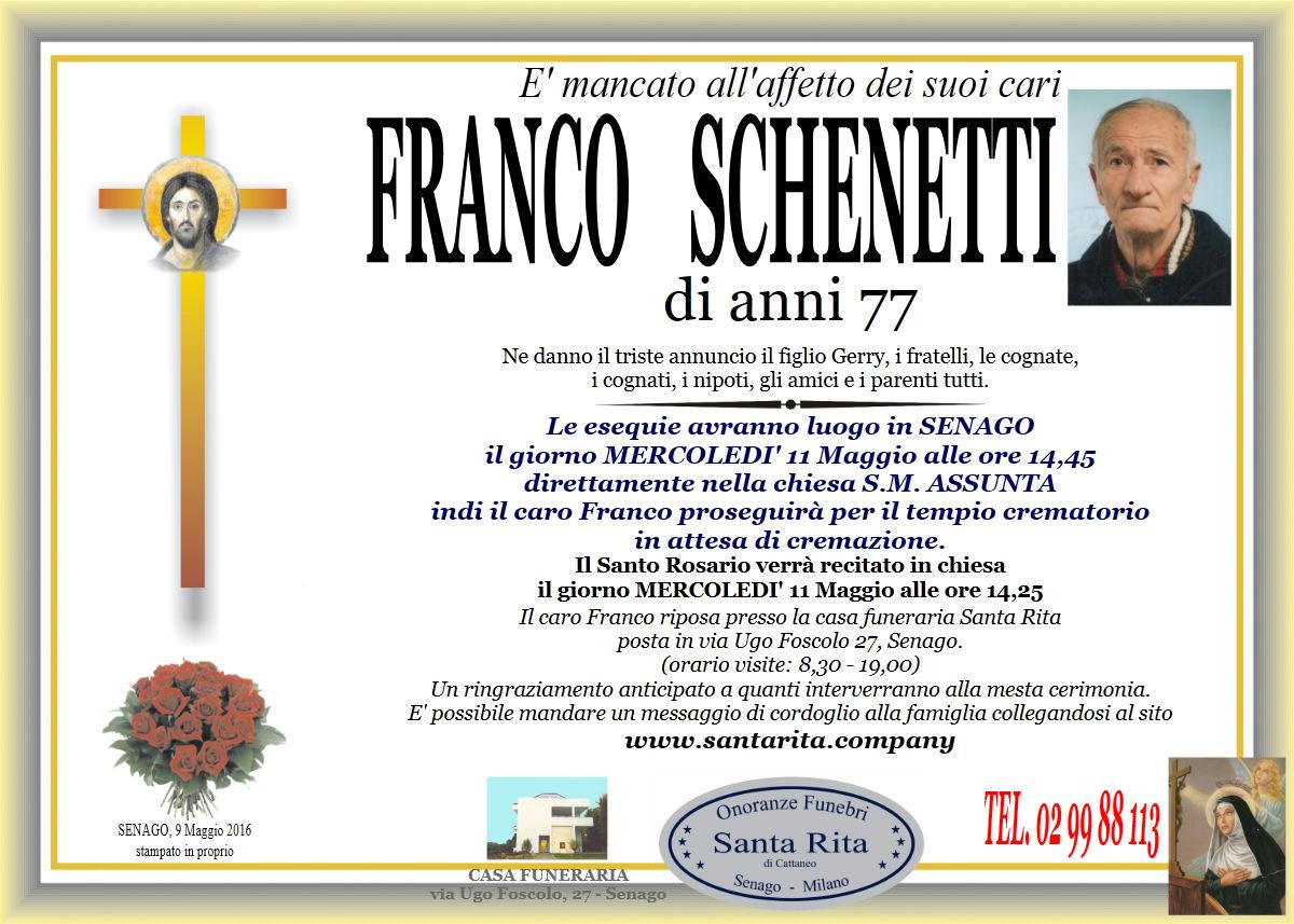 Franco Schenetti