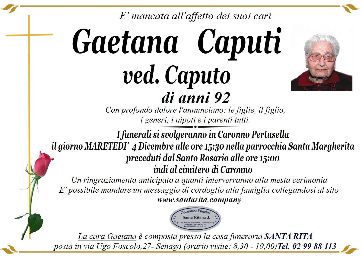 Gaetana Caputi