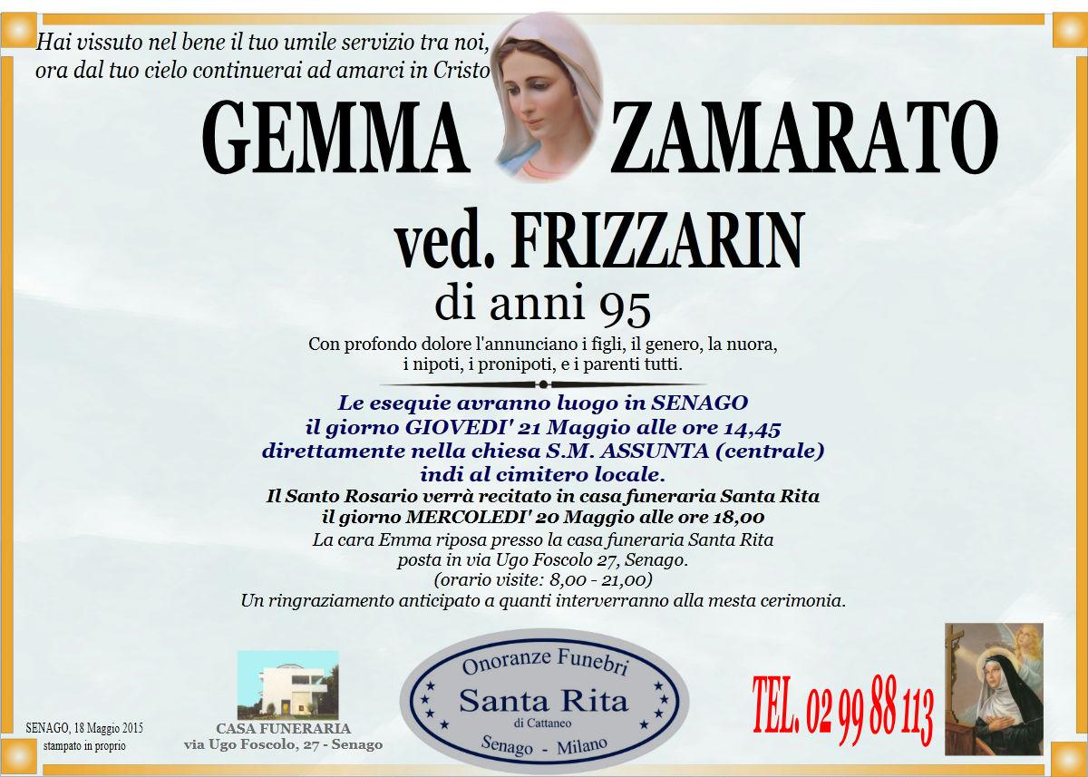 Gemma Zamarato