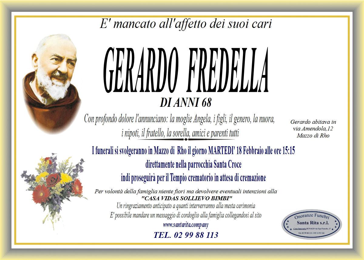 Gerardo Fredella