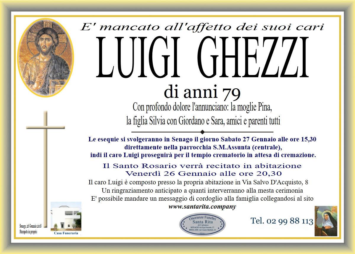 Luigi Ghezzi