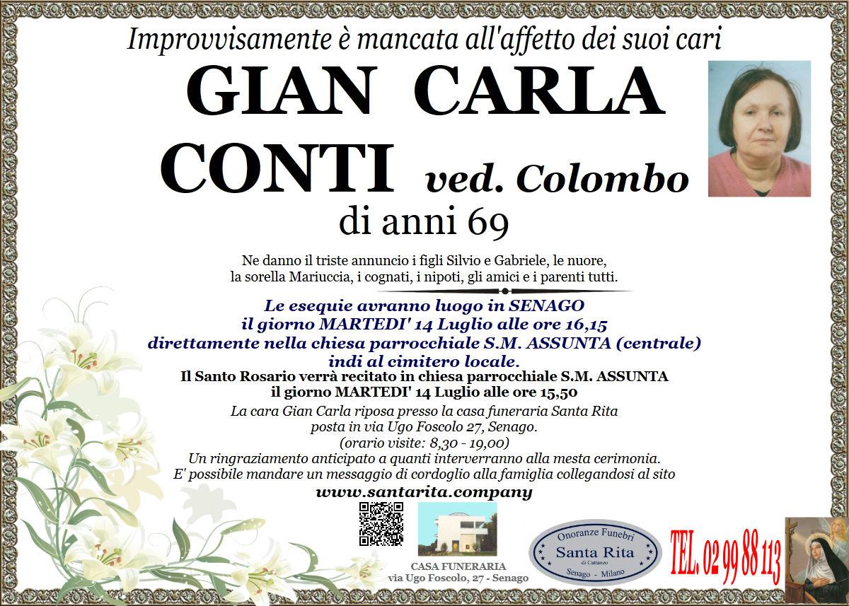 Gian Carla Conti