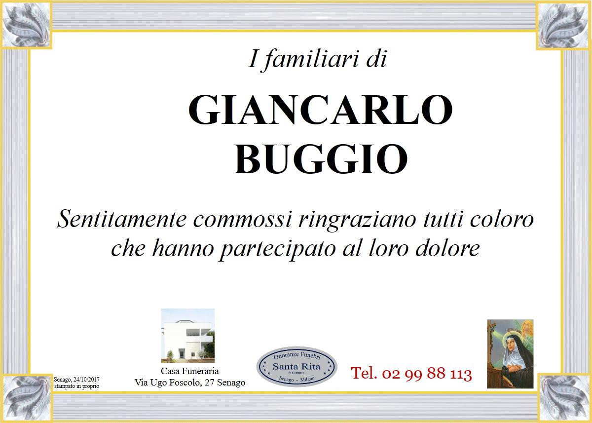 Giancarlo Buggio