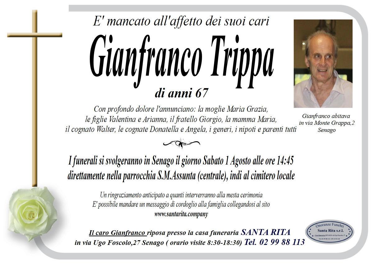 GIANFRANCO TRIPPA
