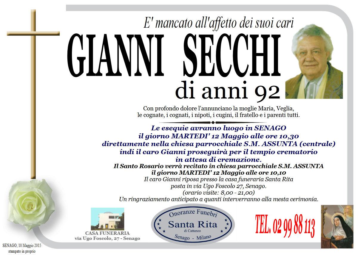 Gianni Secchi