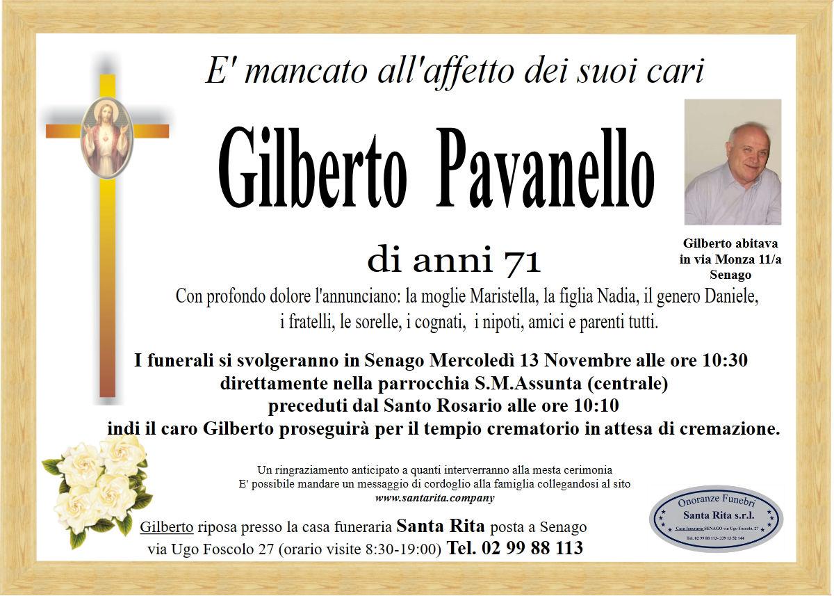 GILBERTO PAVANELLO
