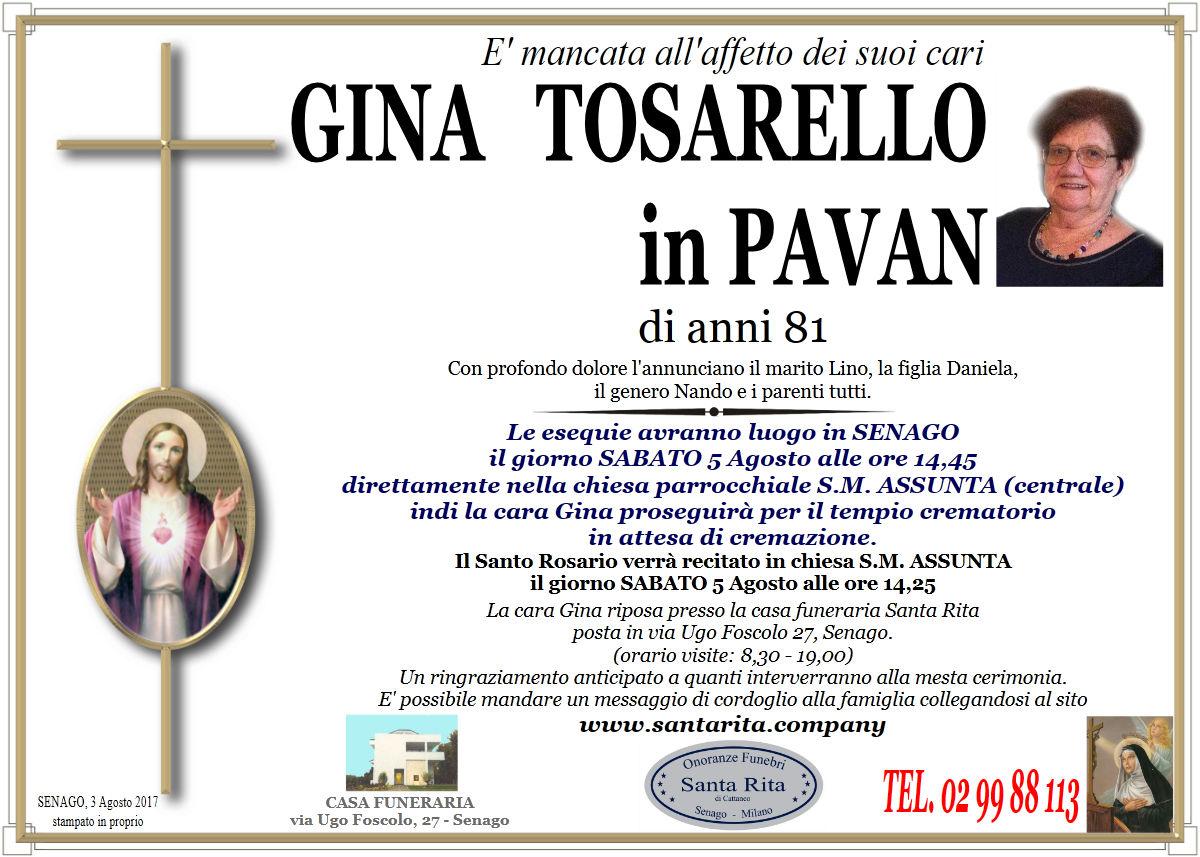 Gina Tosarello
