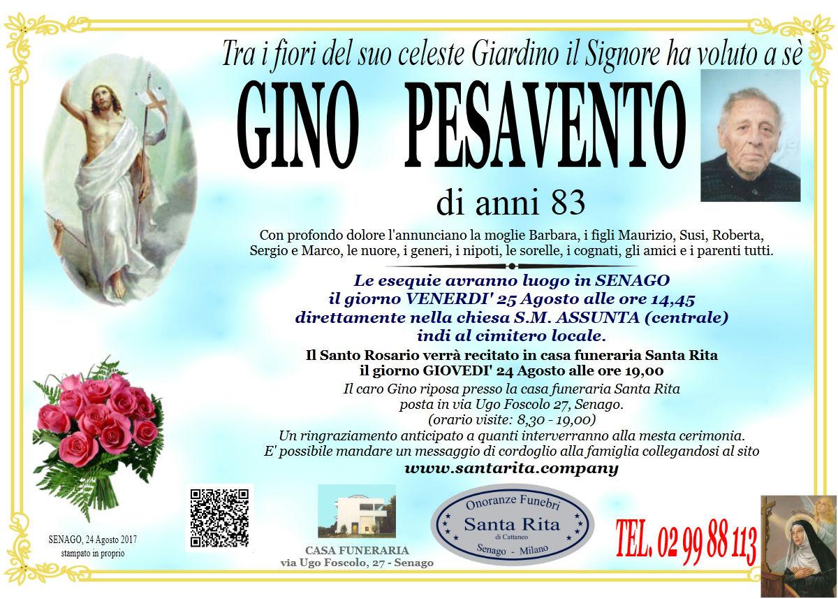 Gino Pesavento