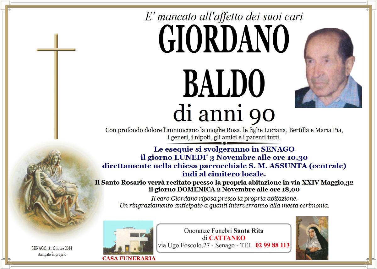 Giordano Baldo