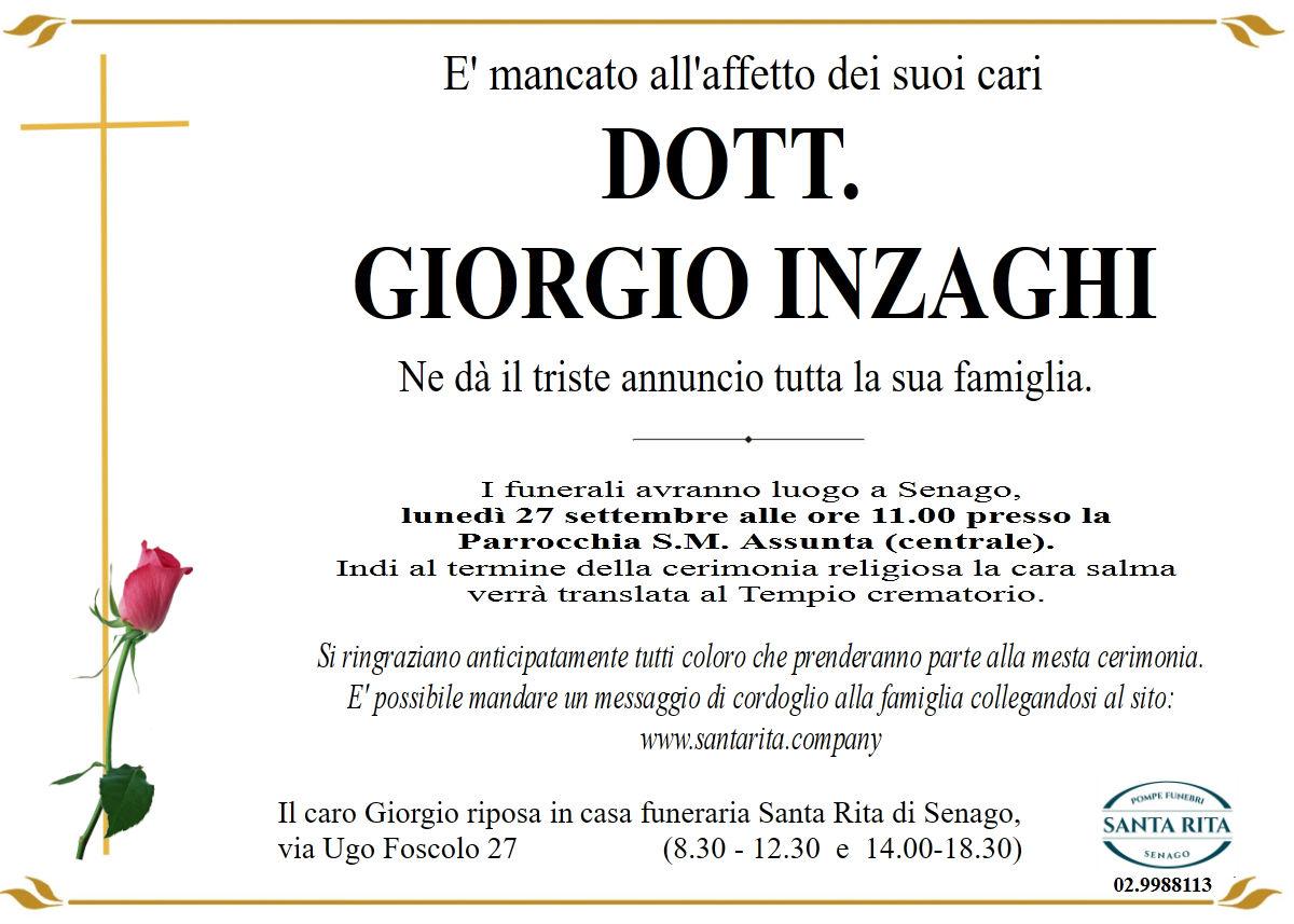 Dott. Giorgio Inzaghi
