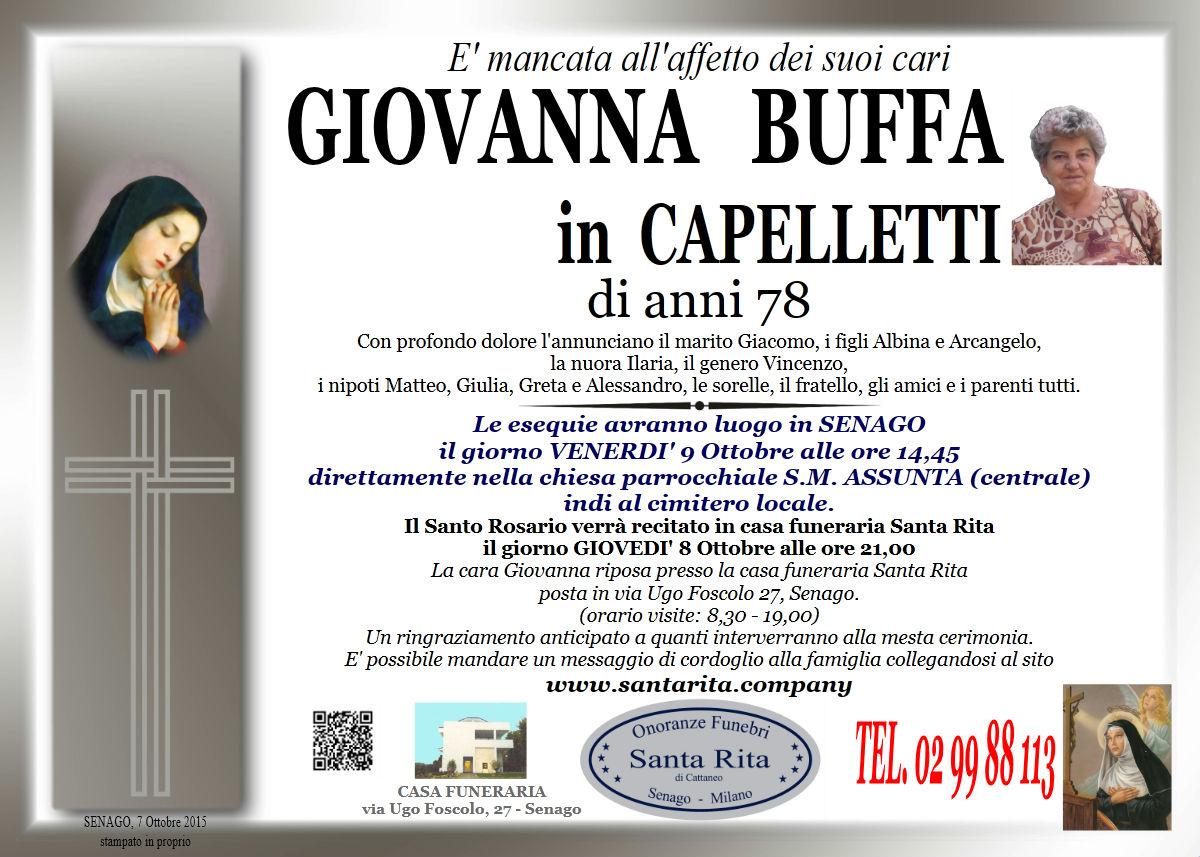 Giovanna Buffa
