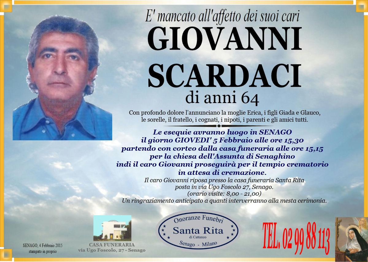 Giovanni Scardaci