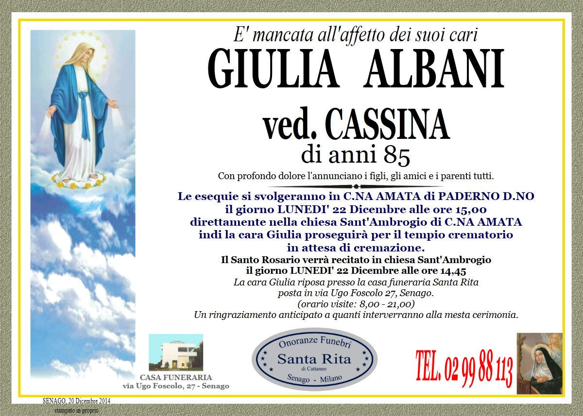 Giulia Albani