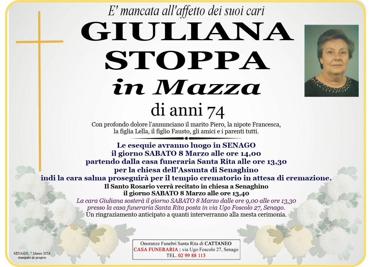 Giuliana Stoppa