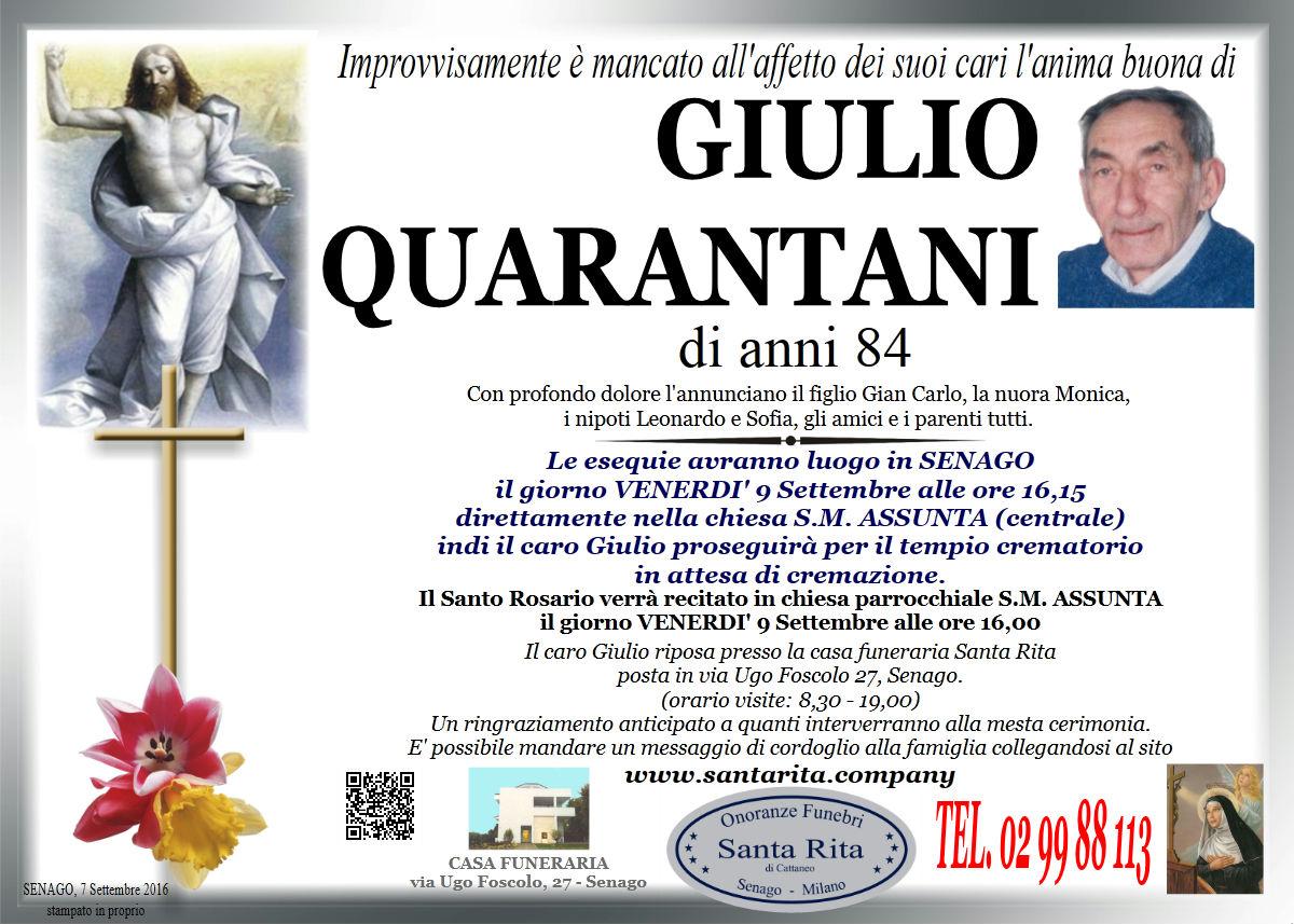 Giulio Quarantani