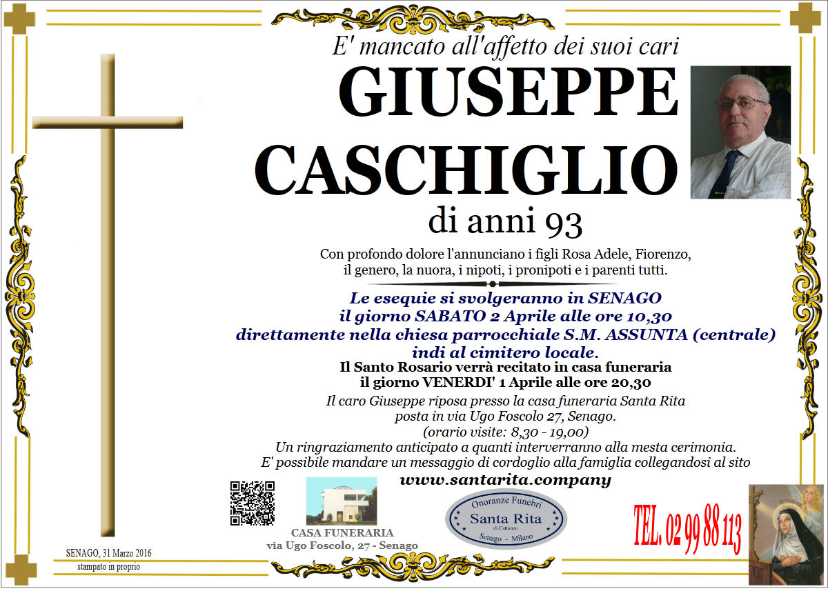 Giuseppe Caschiglio