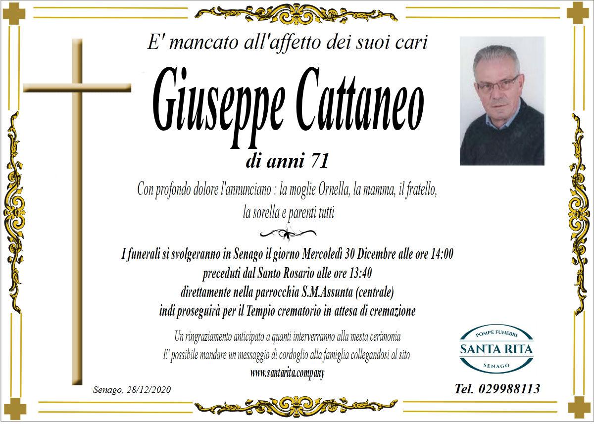 GIUSEPPE CATTANEO
