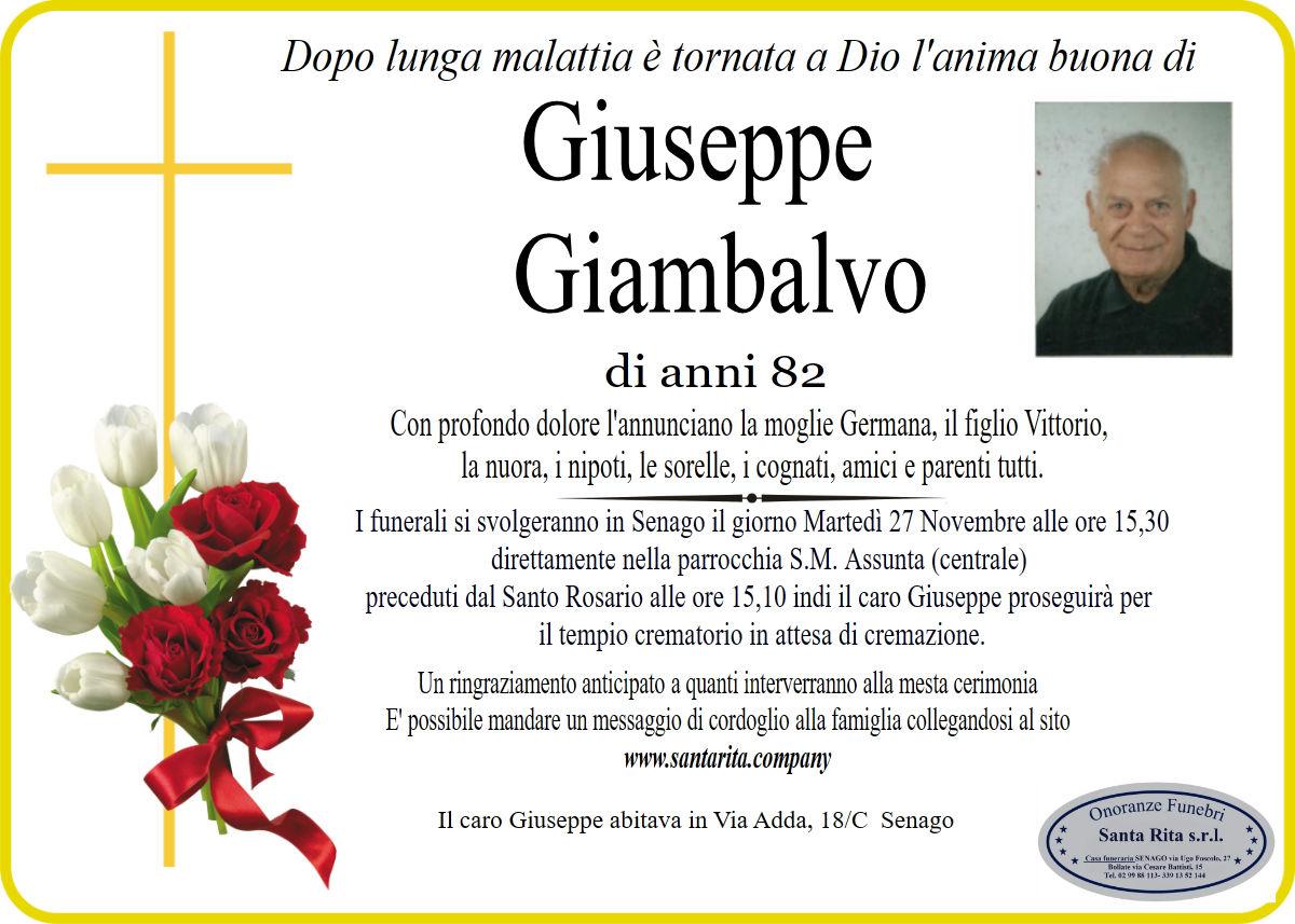 Giuseppe Giambalvo