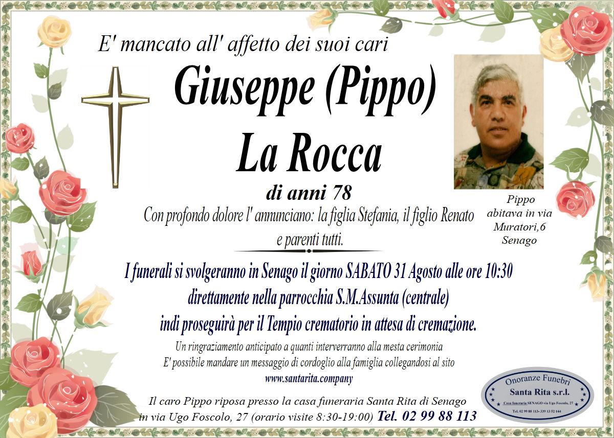 GIUSEPPE(PIPPO) LA ROCCA