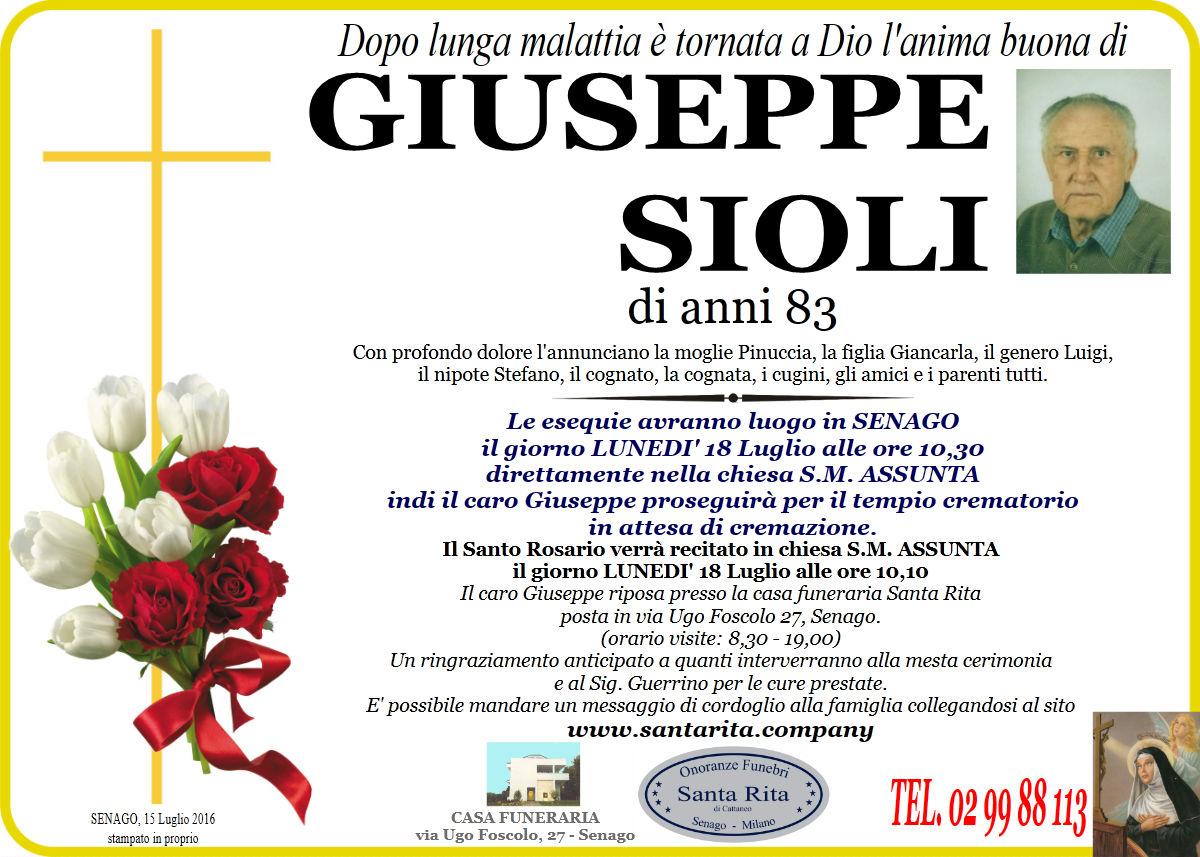 Giuseppe Sioli