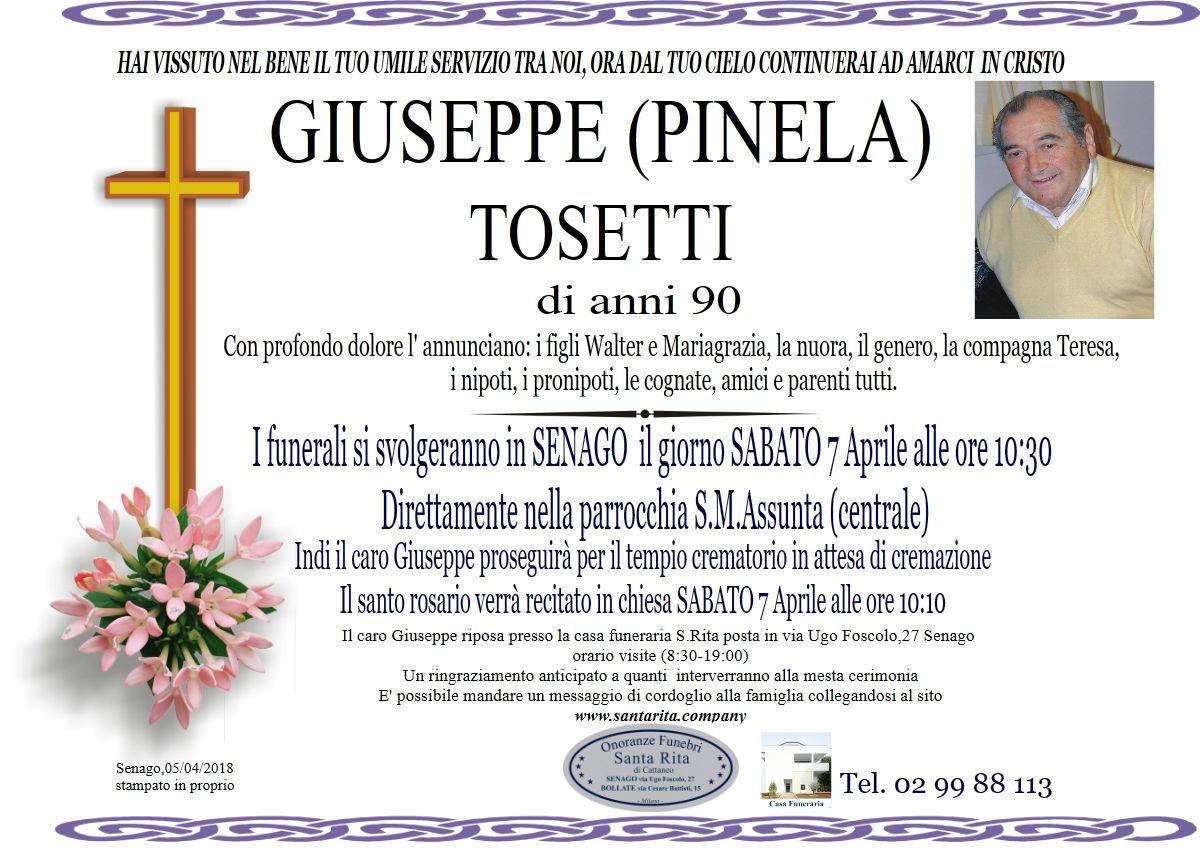 Giuseppe Tosetti