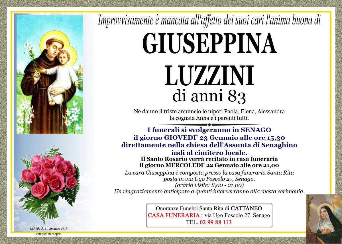 Giuseppina Luzzini