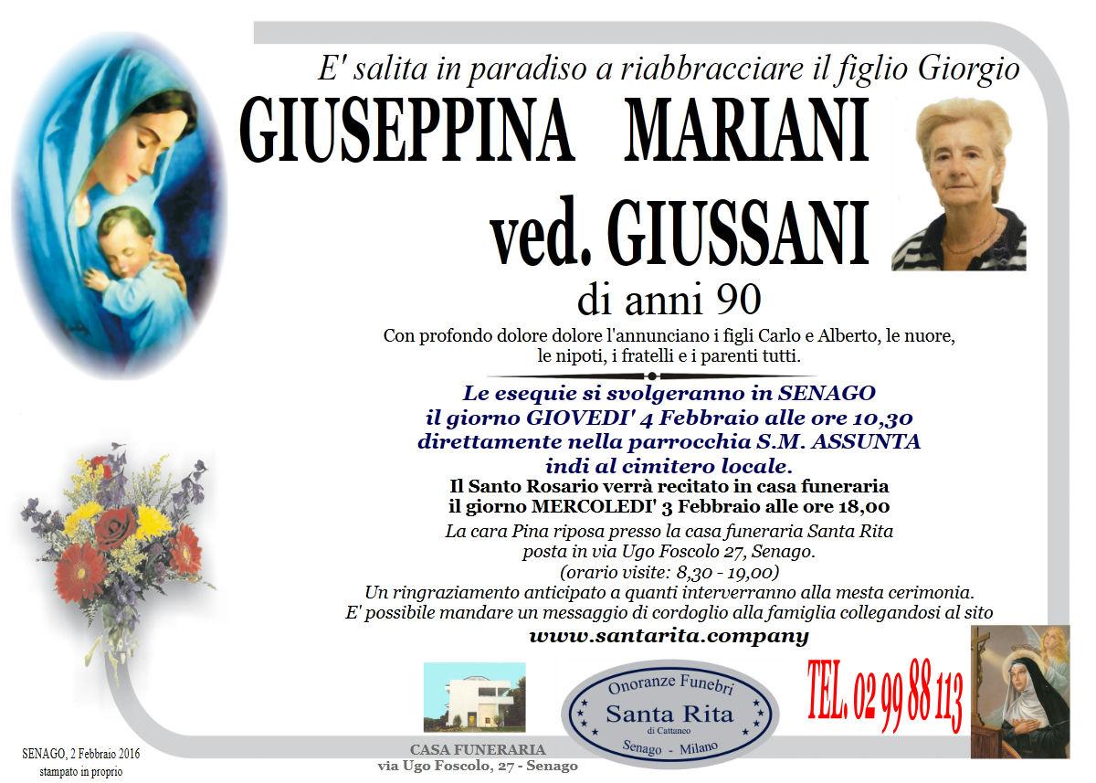 Giuseppina Mariani