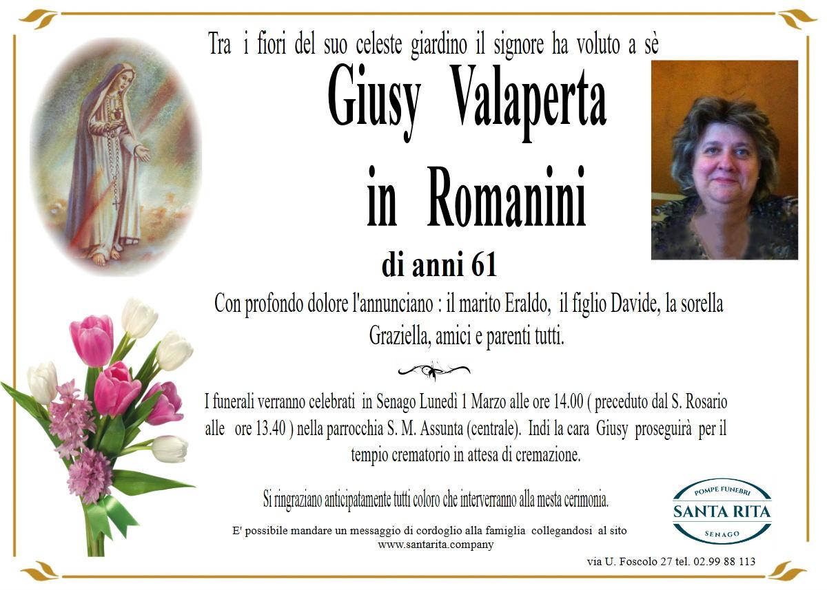 Giusy Valaperta