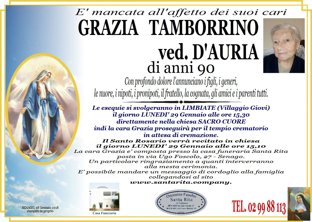 Grazia Tamburrino