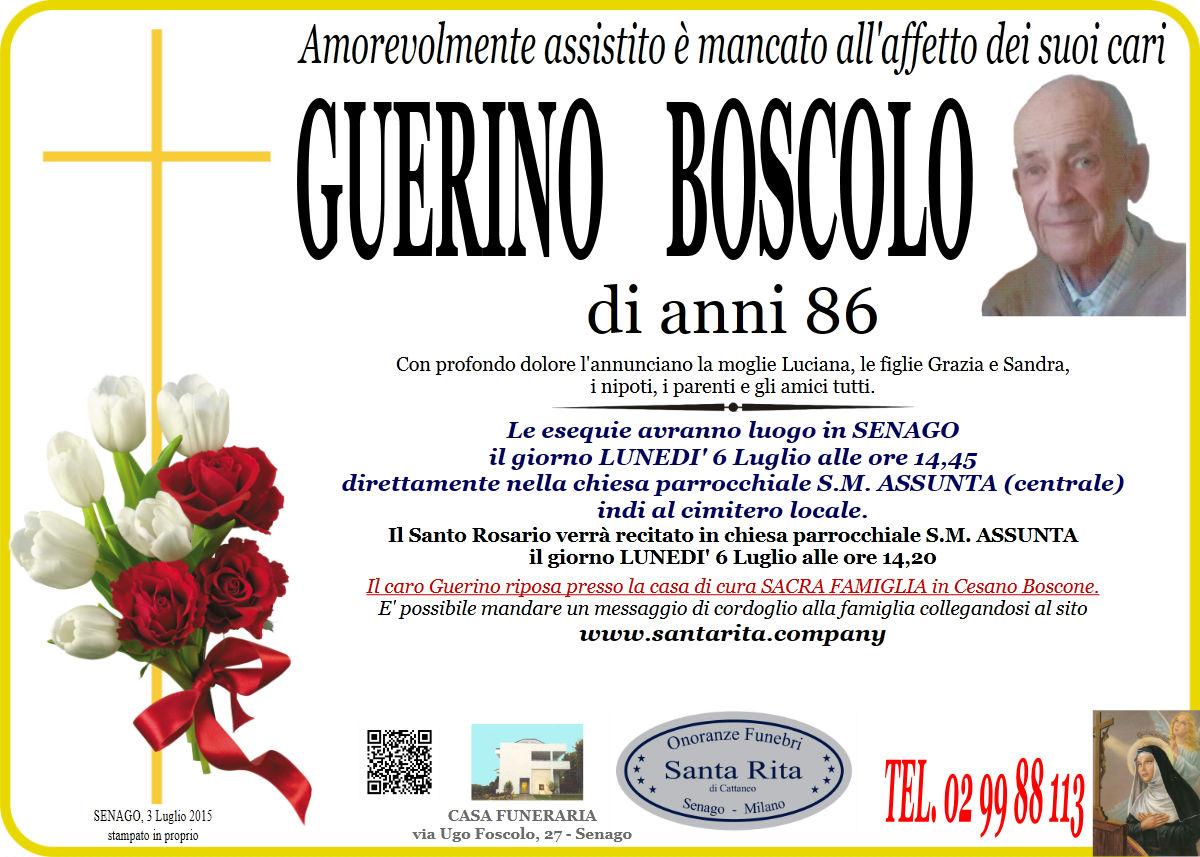 Boscolo Guerino
