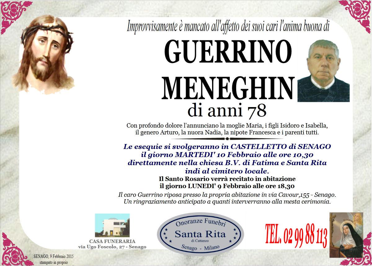 Guerrino Meneghin