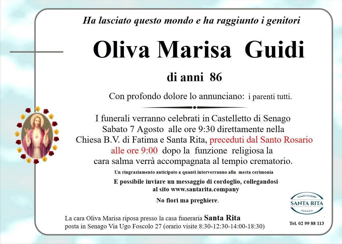 OLIVA MARISA GUIDI