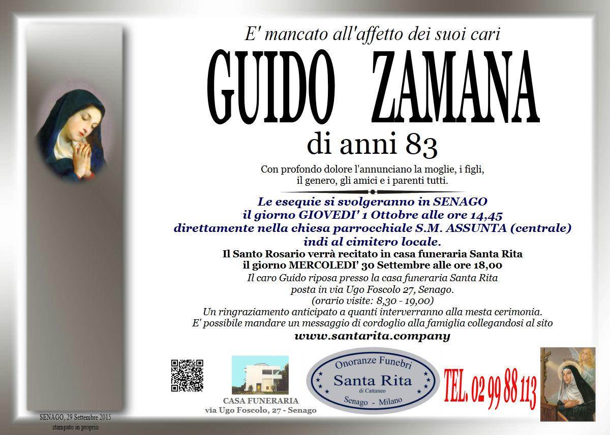 Guido Zamana