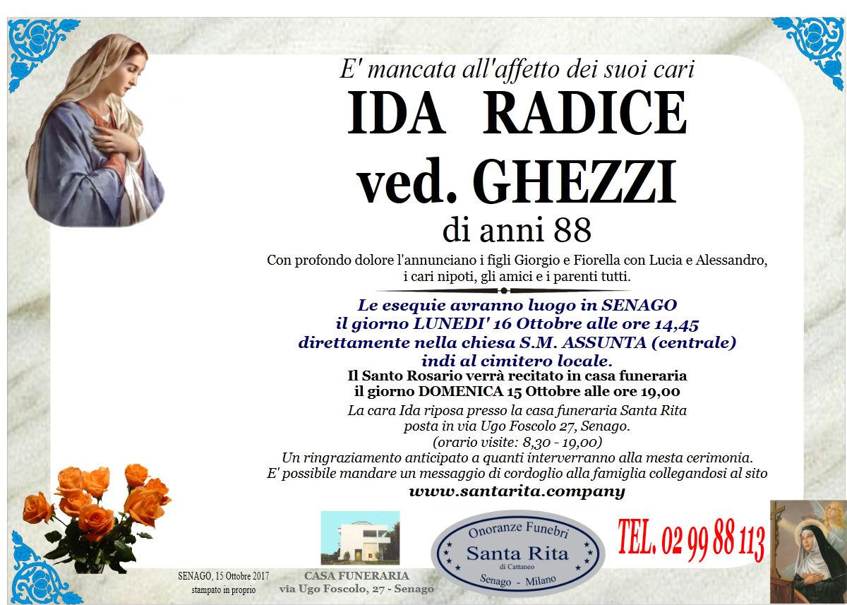 Ida Radice