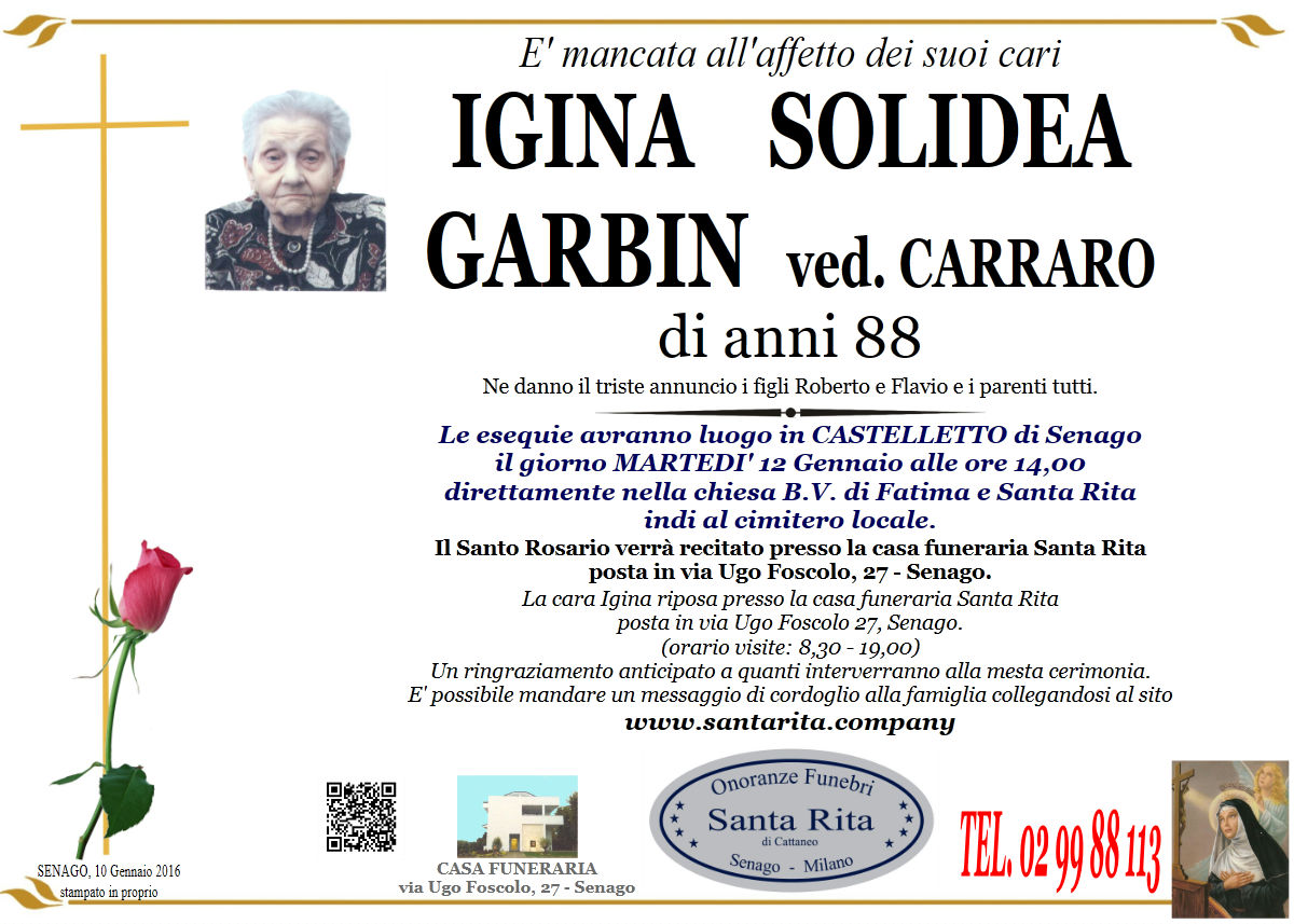 Igina Solidea Garbin
