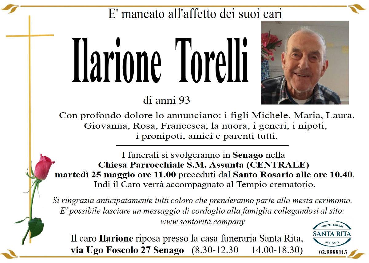 Ilarione Torelli