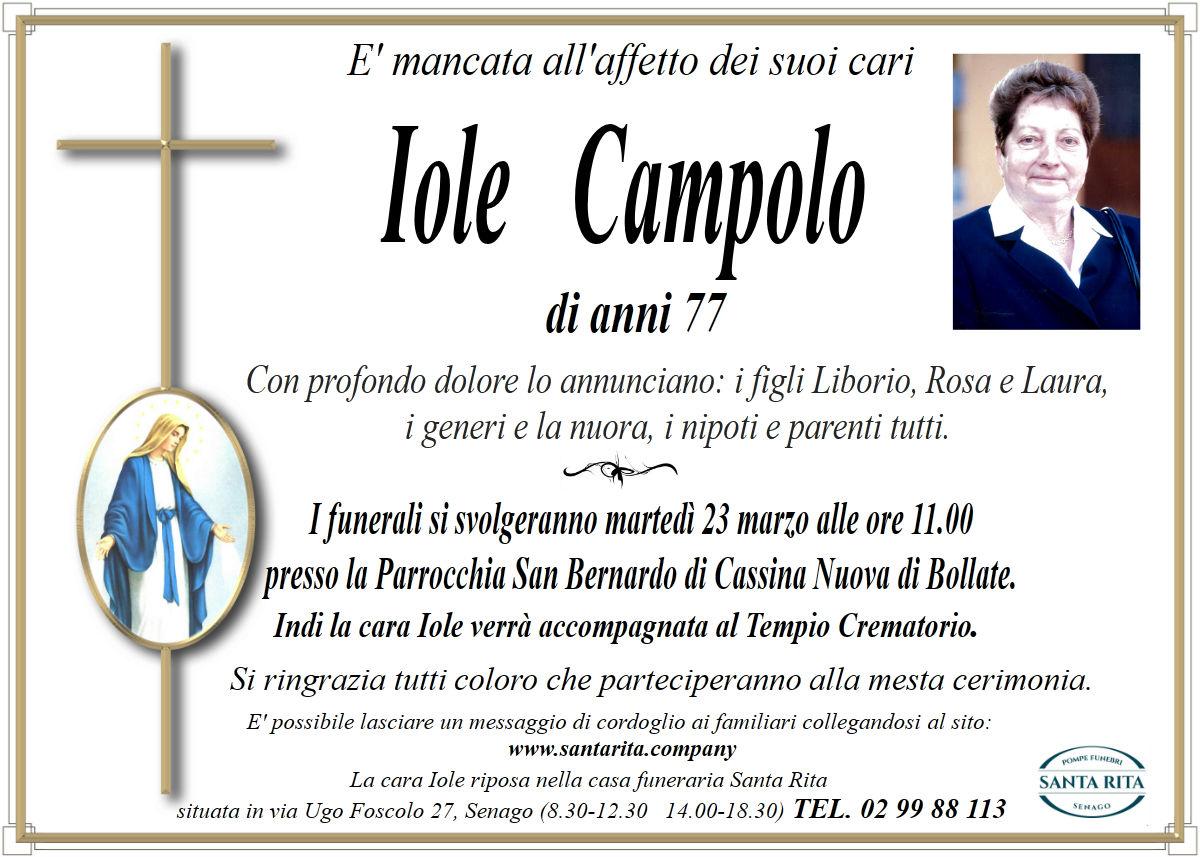 IOLE CAMPOLO