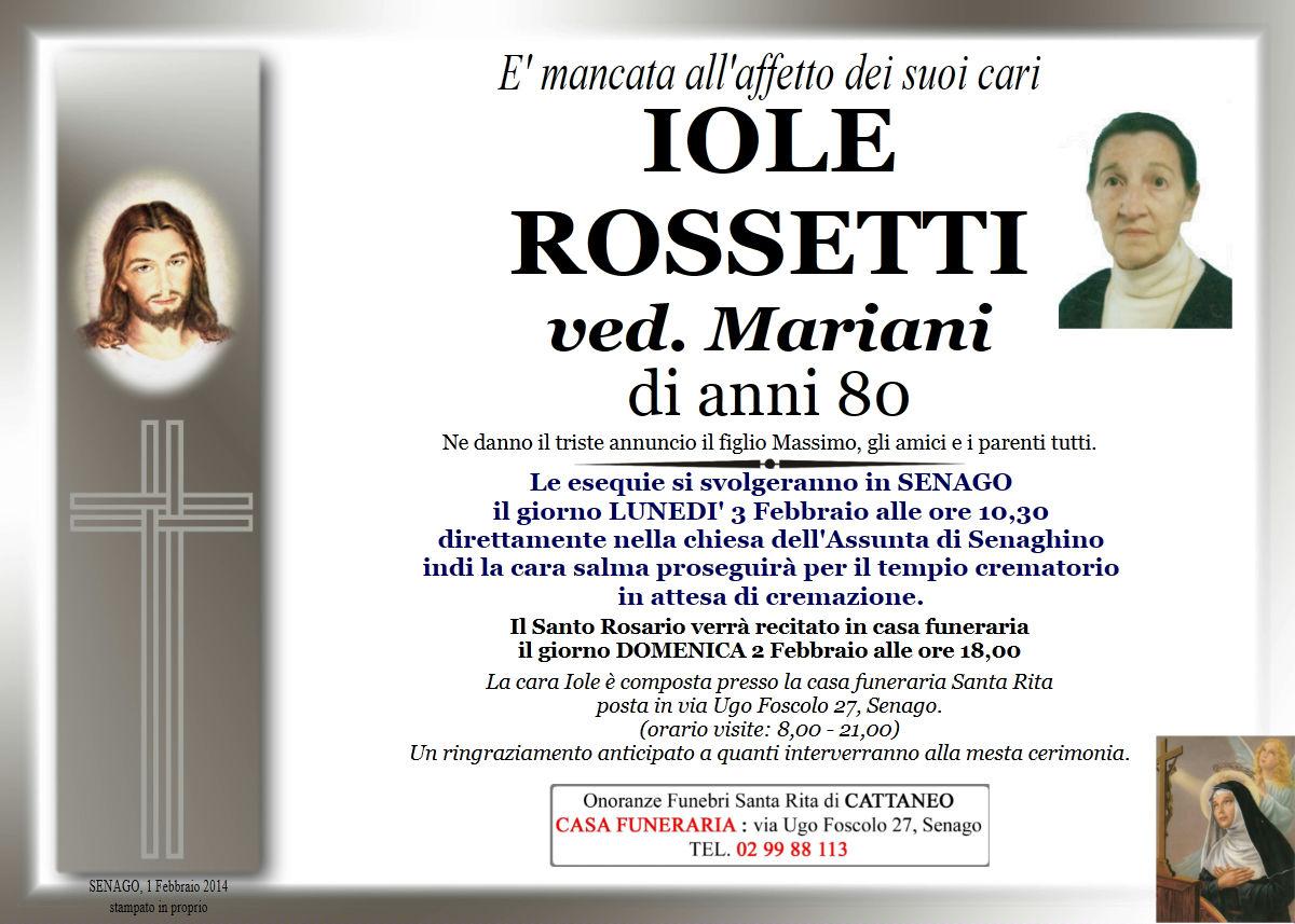 Iole Rossetti