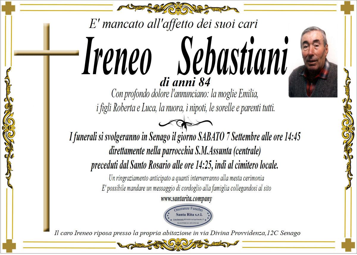 IRENEO SEBASTIANI