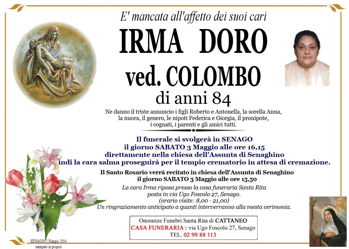Irma Doro