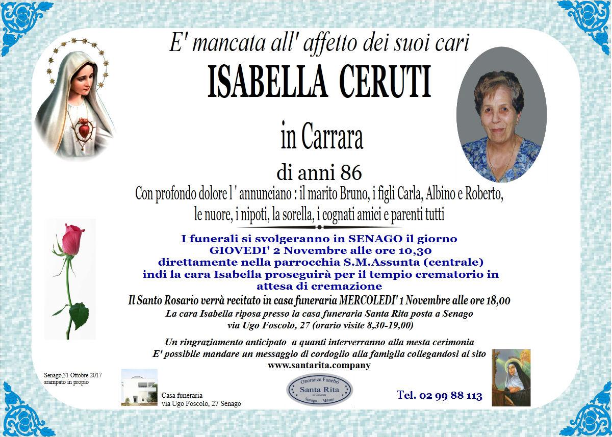Isabella Ceruti