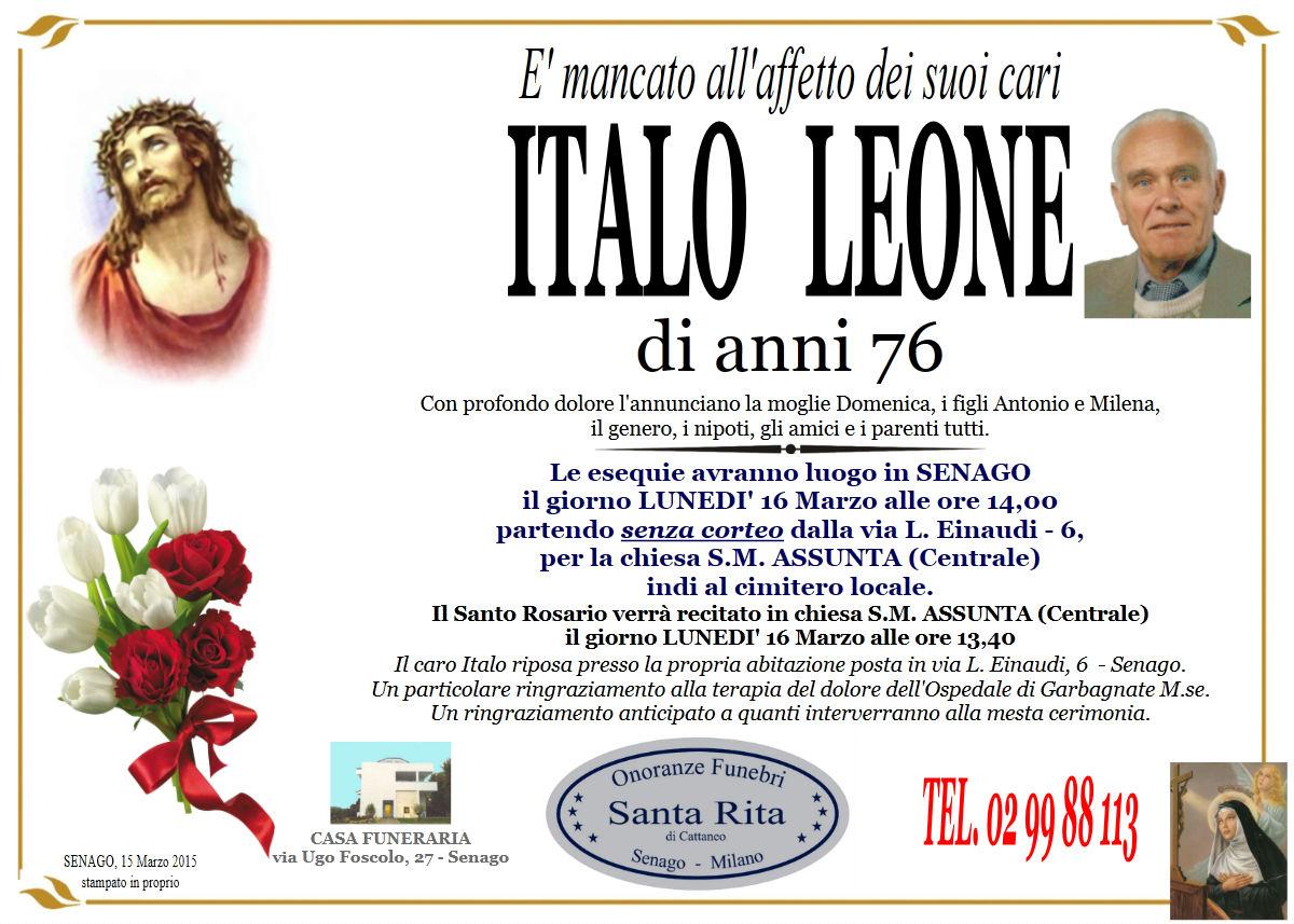 Italo Leone